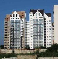 Реконструкция недостроенного 12-ти этажного жилого дома. г. Тирасполь. (П+РД)