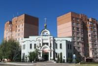 Церковь Кирилла и Мефодия в г. Днестровск