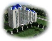 Реконструкция недостроенного террасного (5-7-10 этажей) жилого дома. г. Тирасполь. (П+РД)