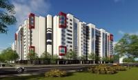 АГО. СПб. Многоквартирный дом со встроено-пристроенными помещениями и встроенным подземным гаражом
