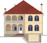 Индивидуальный жилой дом в Одесской области