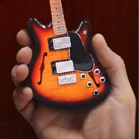 Статичный баннер в слайдер - Миниатюрные гитары
