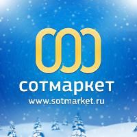 Flash баннер - Сотмаркет