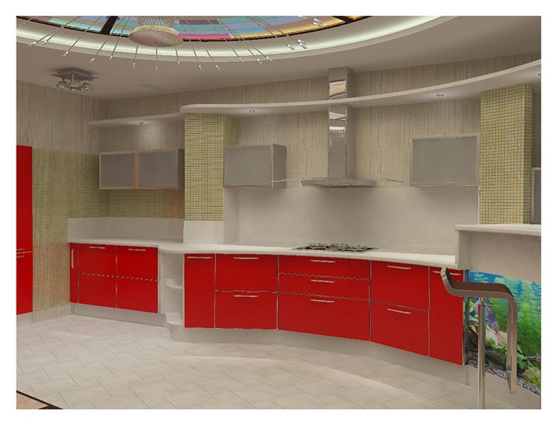 Квартира на ул. Новаторов 160 кв м. Проект