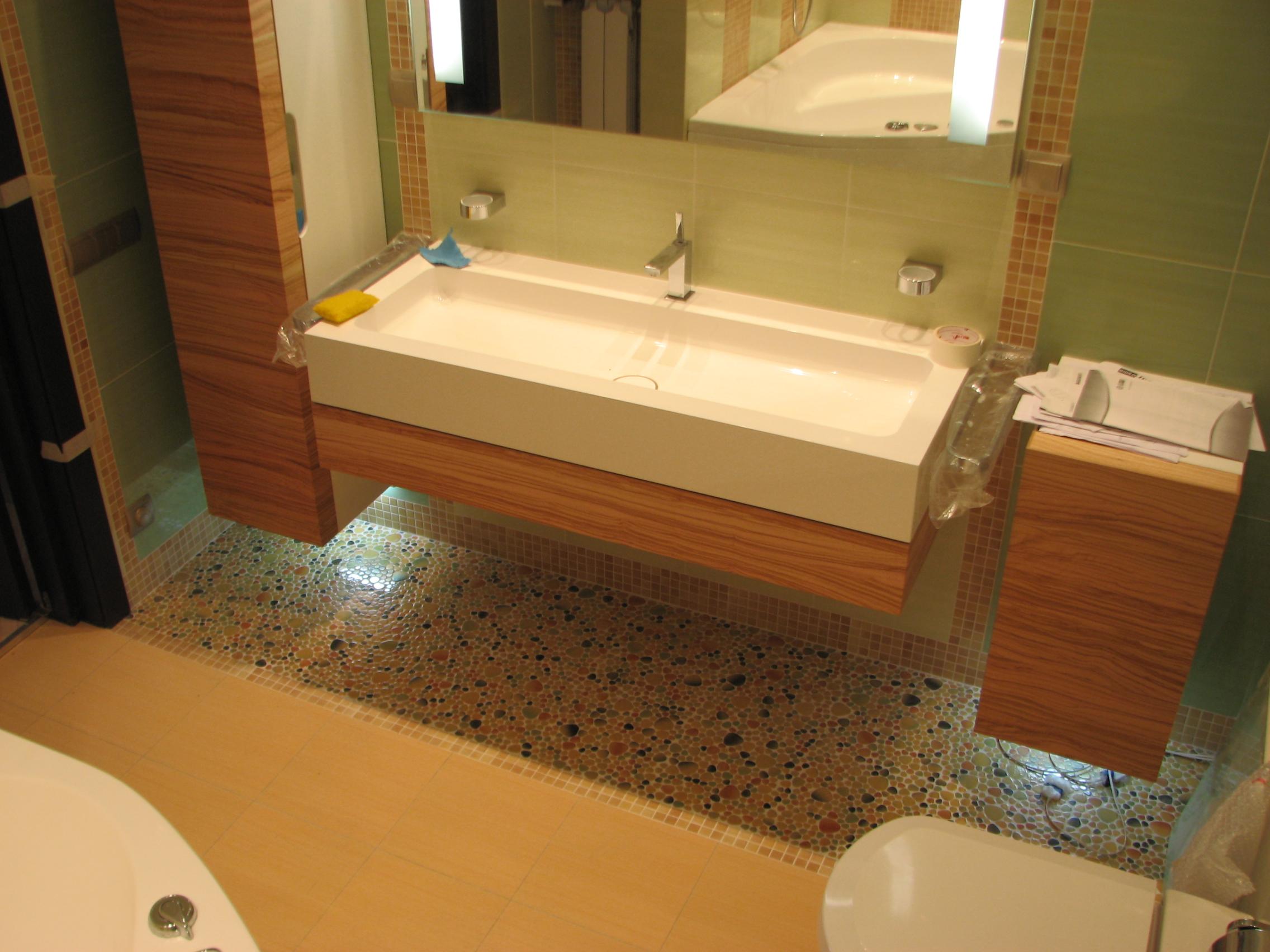 Квартира на ул. Нежинская. Хозяйская ванна.