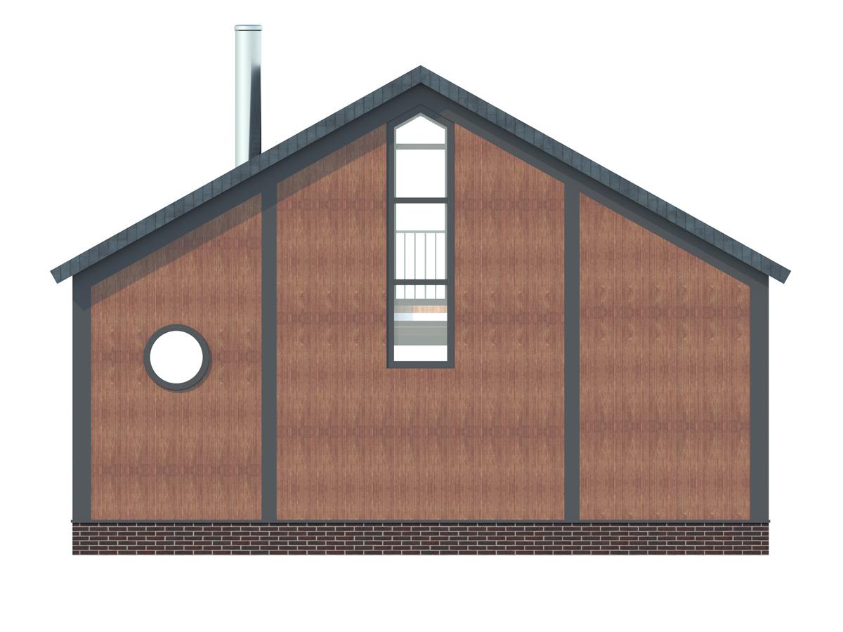 Проект Бани/Гостевой домик
