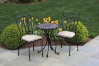Статья о мебели для сада