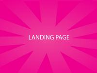 Landingpage – дизайн + верстка