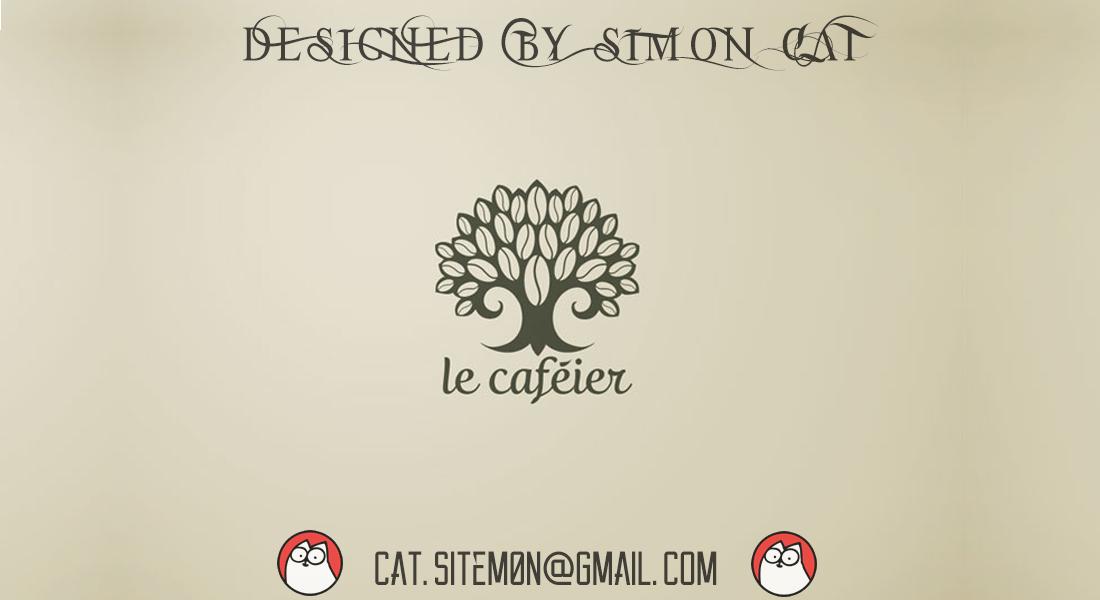 Разработка логотипа Le Cafeier