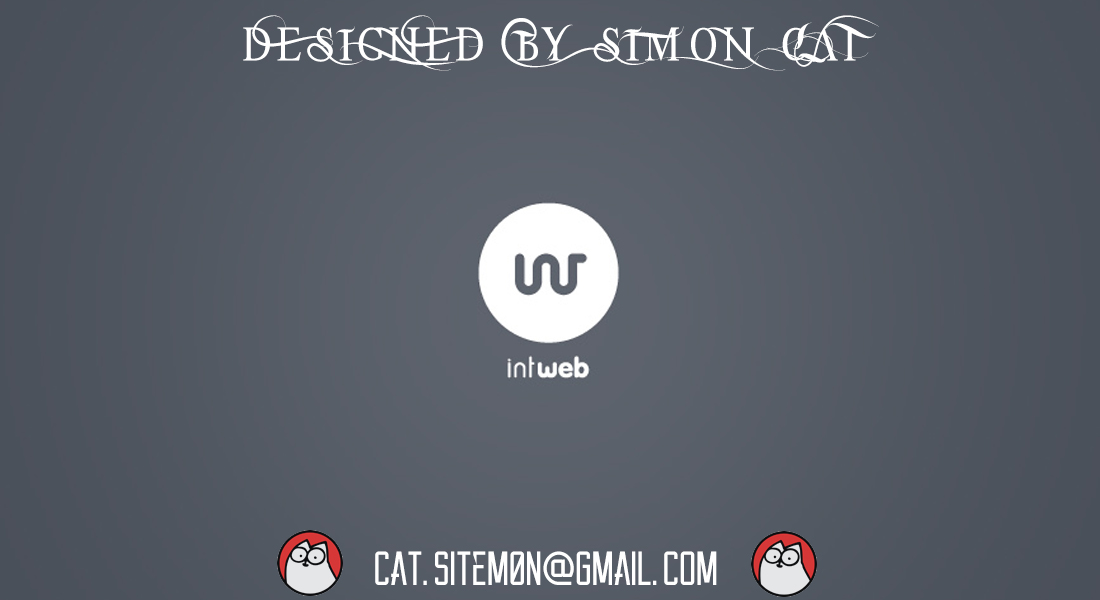 Разработка логотипа Int Web