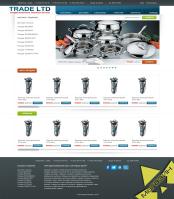 Интернет-магазин посуды TRADE LTD