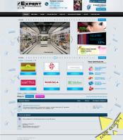 Интернет-магазин косметики и парфюмерии Expert professional