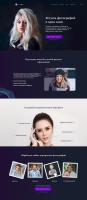 Главная страница сервиса PhotoDiva - фоторедактор