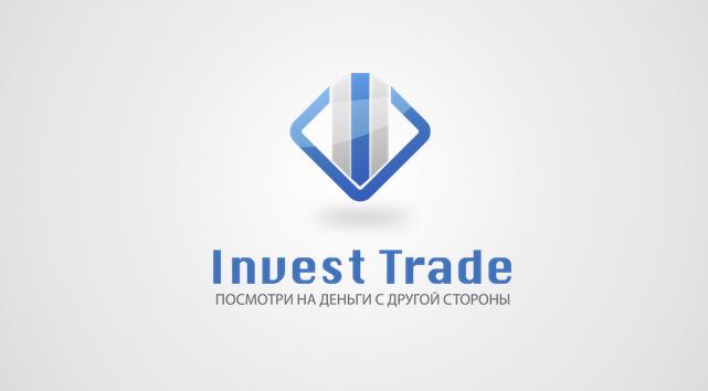 Разработка логотипа для компании Invest trade фото f_595512079546fd1b.jpg
