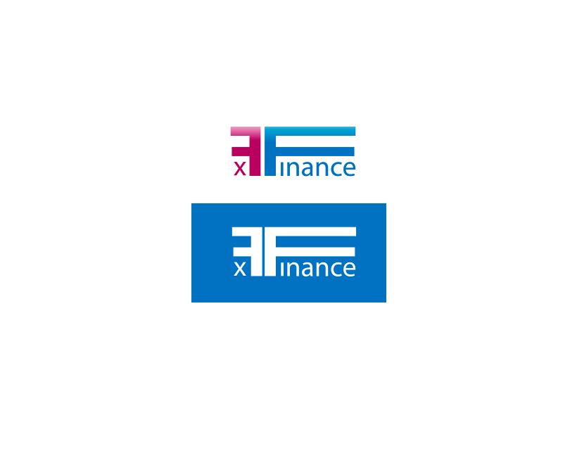 Разработка логотипа для компании FxFinance фото f_6485120df459181d.jpg
