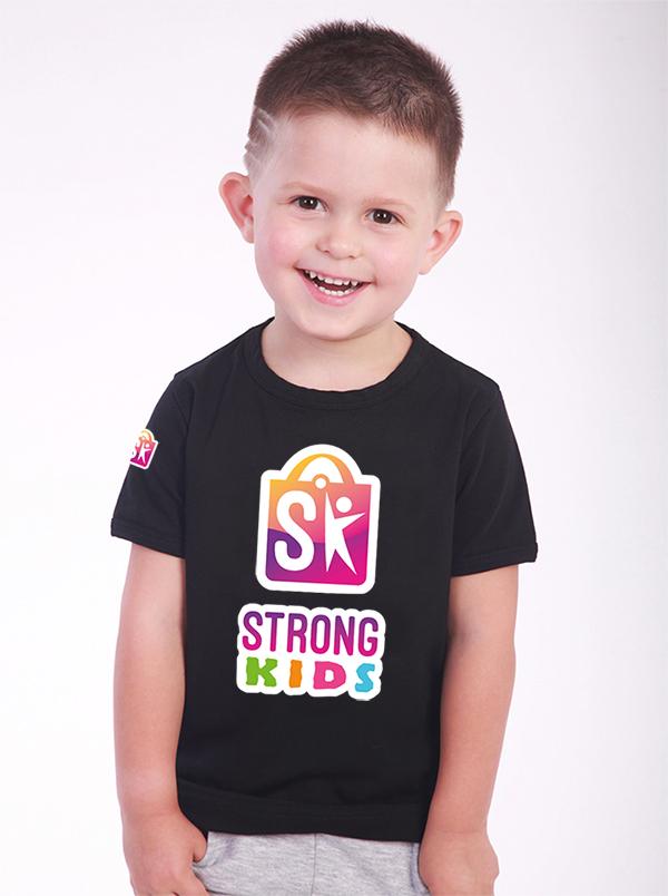 Логотип для Детского Интернет Магазина StrongKids фото f_2325c649517c1f12.jpg