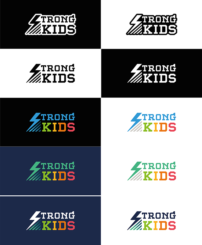 Логотип для Детского Интернет Магазина StrongKids фото f_3025c68a5f3274a5.jpg