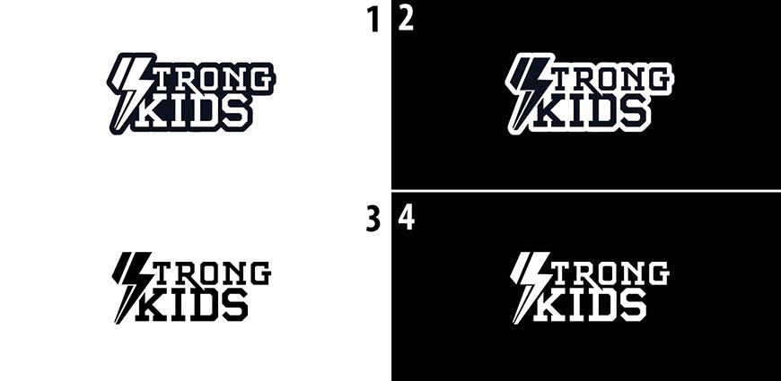 Логотип для Детского Интернет Магазина StrongKids фото f_4045c68709f74c91.jpg