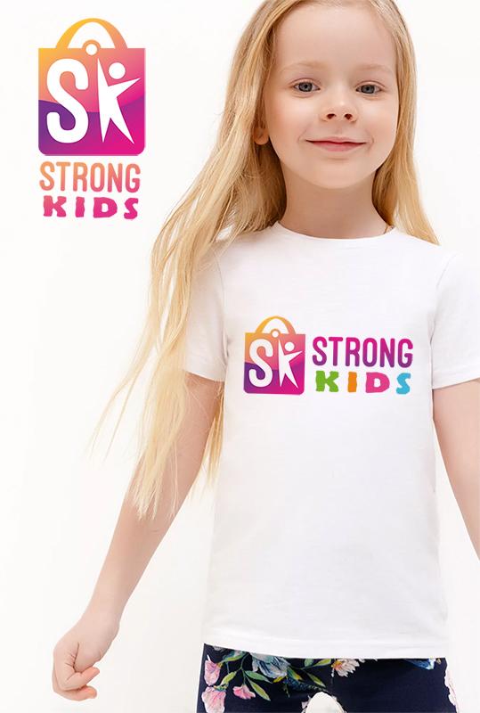 Логотип для Детского Интернет Магазина StrongKids фото f_6865c6497be1b32e.jpg