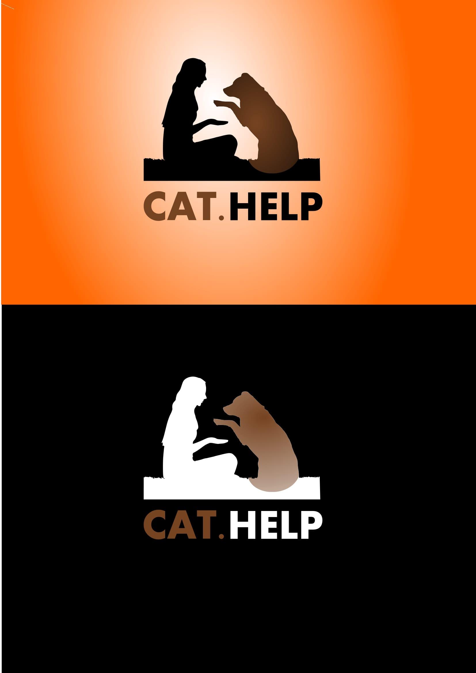 логотип для сайта и группы вк - cat.help фото f_21859dc9a5ec9d2a.jpg