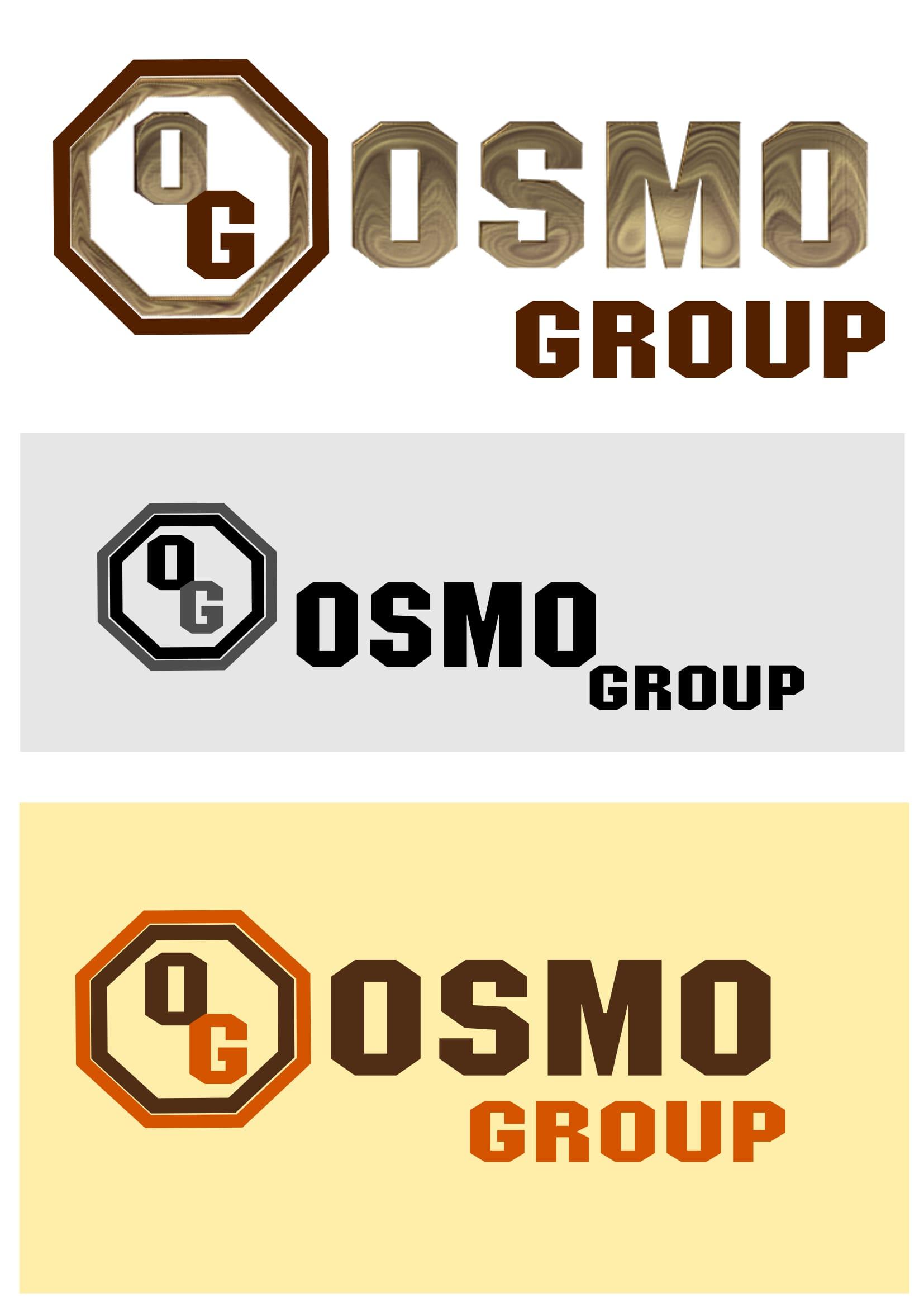 Создание логотипа для строительной компании OSMO group  фото f_48559b64315c0a54.jpg