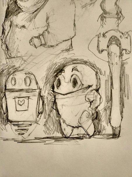 Конкурс на создание персонажа для сайта компании «Экодрифт» фото f_39659ed1a0539709.jpg