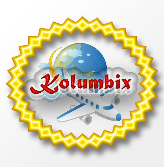 Создание логотипа для туристической фирмы Kolumbix фото f_4fba88213083e.jpg