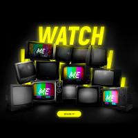 """Дизайн сайта """"WATCH"""" для американской компании"""