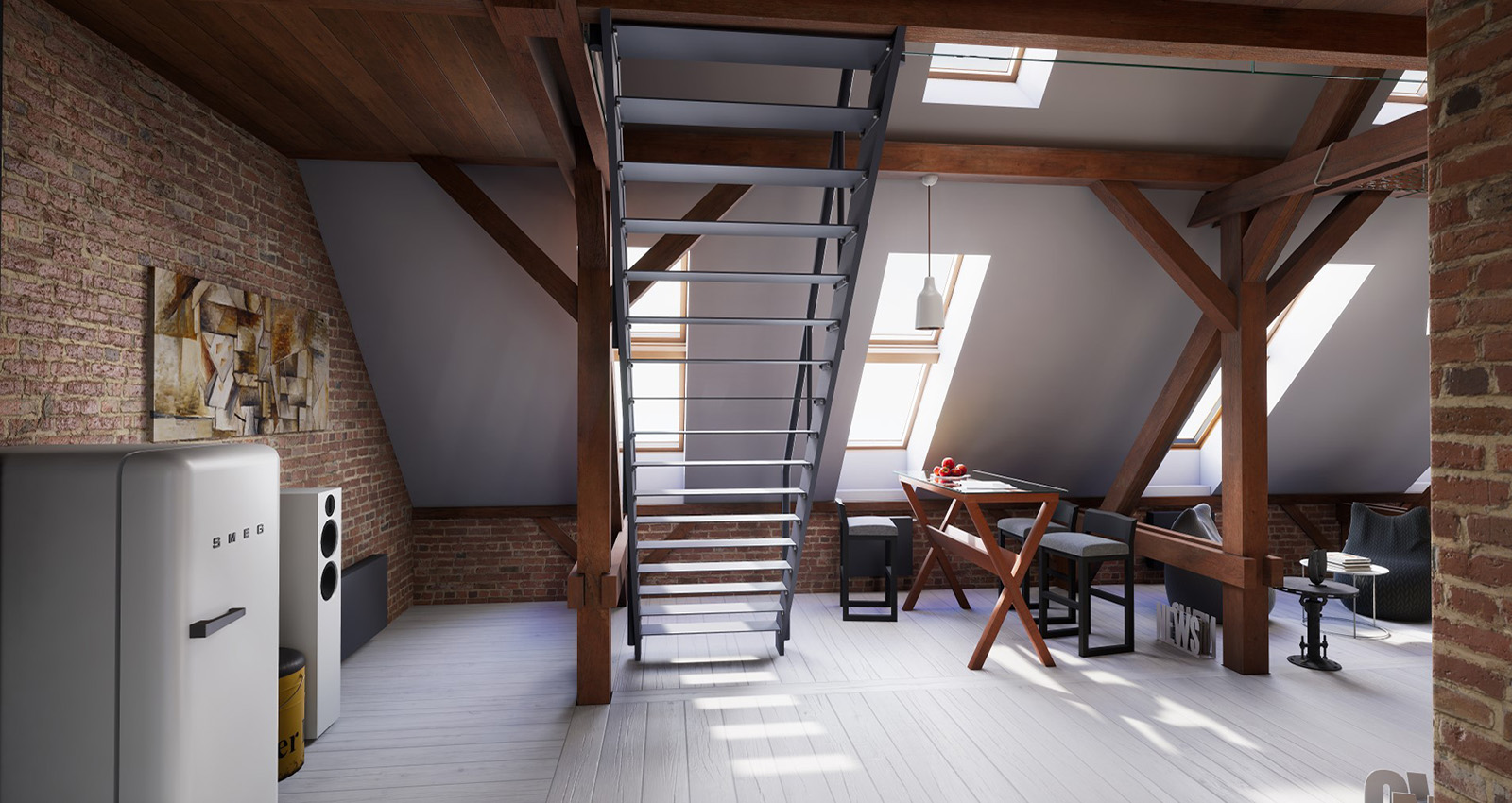Unreal Engine 4 LOFT