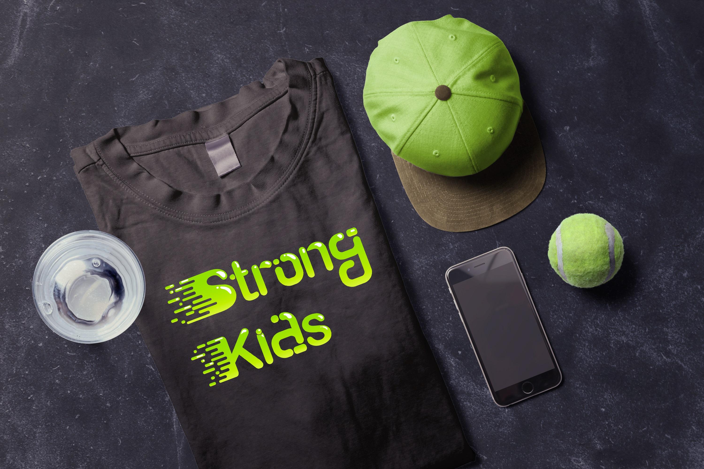 Логотип для Детского Интернет Магазина StrongKids фото f_8935c710f928e209.jpg