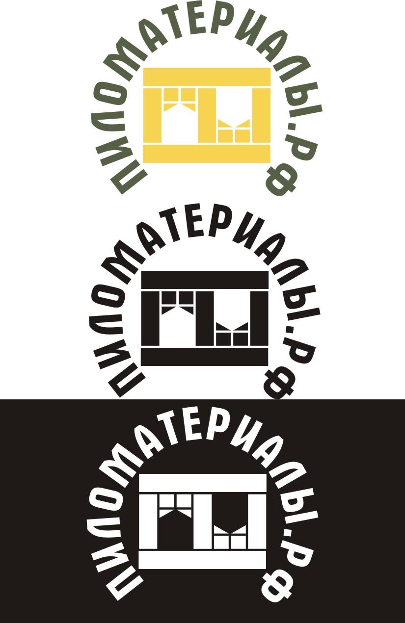 """Создание логотипа и фирменного стиля """"Пиломатериалы.РФ"""" фото f_006530d6cdbaf76e.jpg"""