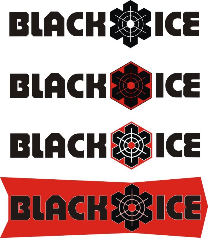 """Логотип + Фирменный стиль для компании """"BLACK ICE"""" фото f_05657171849ebf40.jpg"""