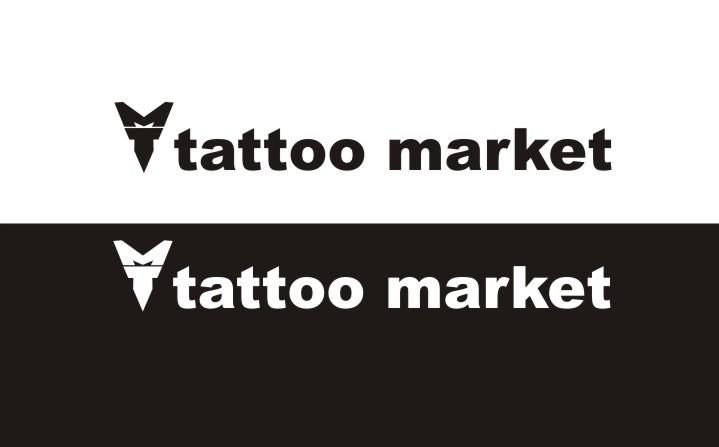 Редизайн логотипа магазина тату оборудования TattooMarket.ru фото f_4695c3d7e251eb09.jpg