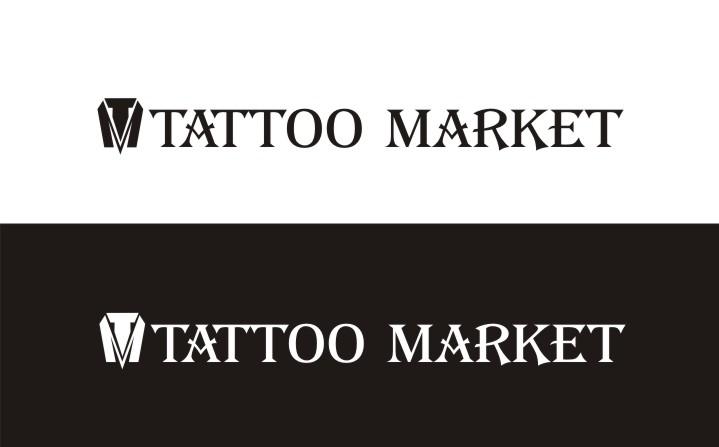 Редизайн логотипа магазина тату оборудования TattooMarket.ru фото f_6205c3db89bb690a.jpg