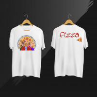 "Мерч для группы ""Пицца"""