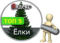 ТОП - интернет магазин елок