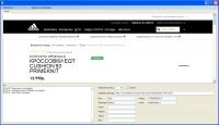 Программа автоматизации покупки в интернет-магазине