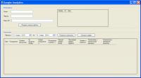Программа для сбора данных из Google Analytics