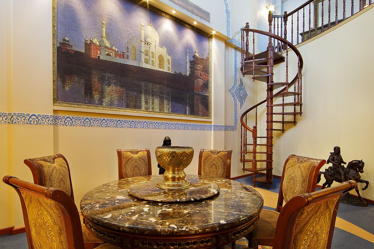 """Интерьерная и экстерьерная фотосъемка  отеля """"Silky Way"""""""