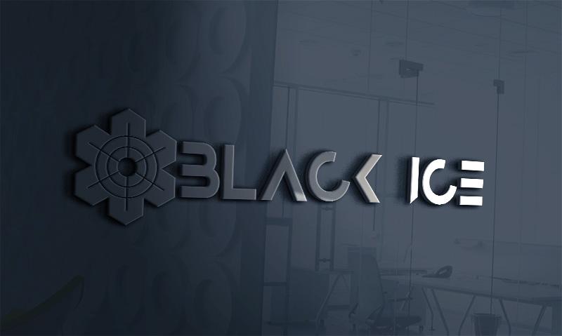"""Логотип + Фирменный стиль для компании """"BLACK ICE"""" фото f_070571880a866247.jpg"""