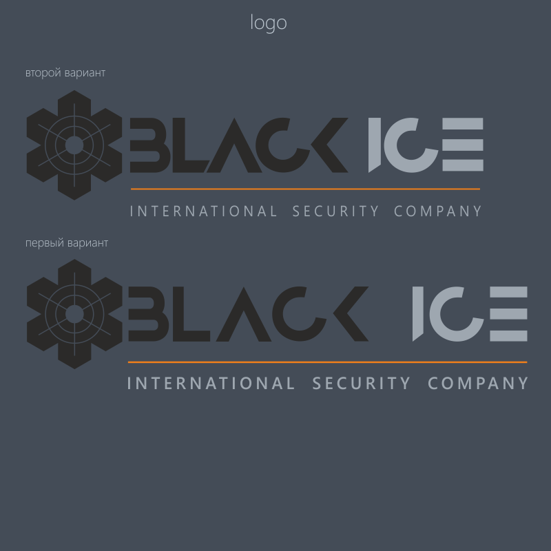 "Логотип + Фирменный стиль для компании ""BLACK ICE"" фото f_231571a7936754f1.png"
