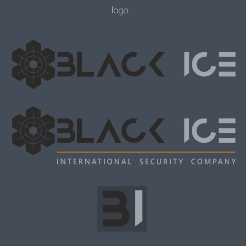"Логотип + Фирменный стиль для компании ""BLACK ICE"" фото f_789571880a33257a.jpg"