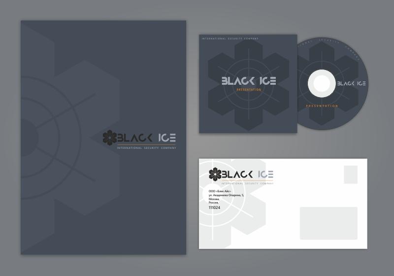 "Логотип + Фирменный стиль для компании ""BLACK ICE"" фото f_947571880caad775.jpg"