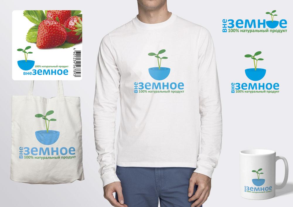 """Логотип и фирменный стиль """"Внеземное"""" фото f_6705e7cfbe2163bd.jpg"""