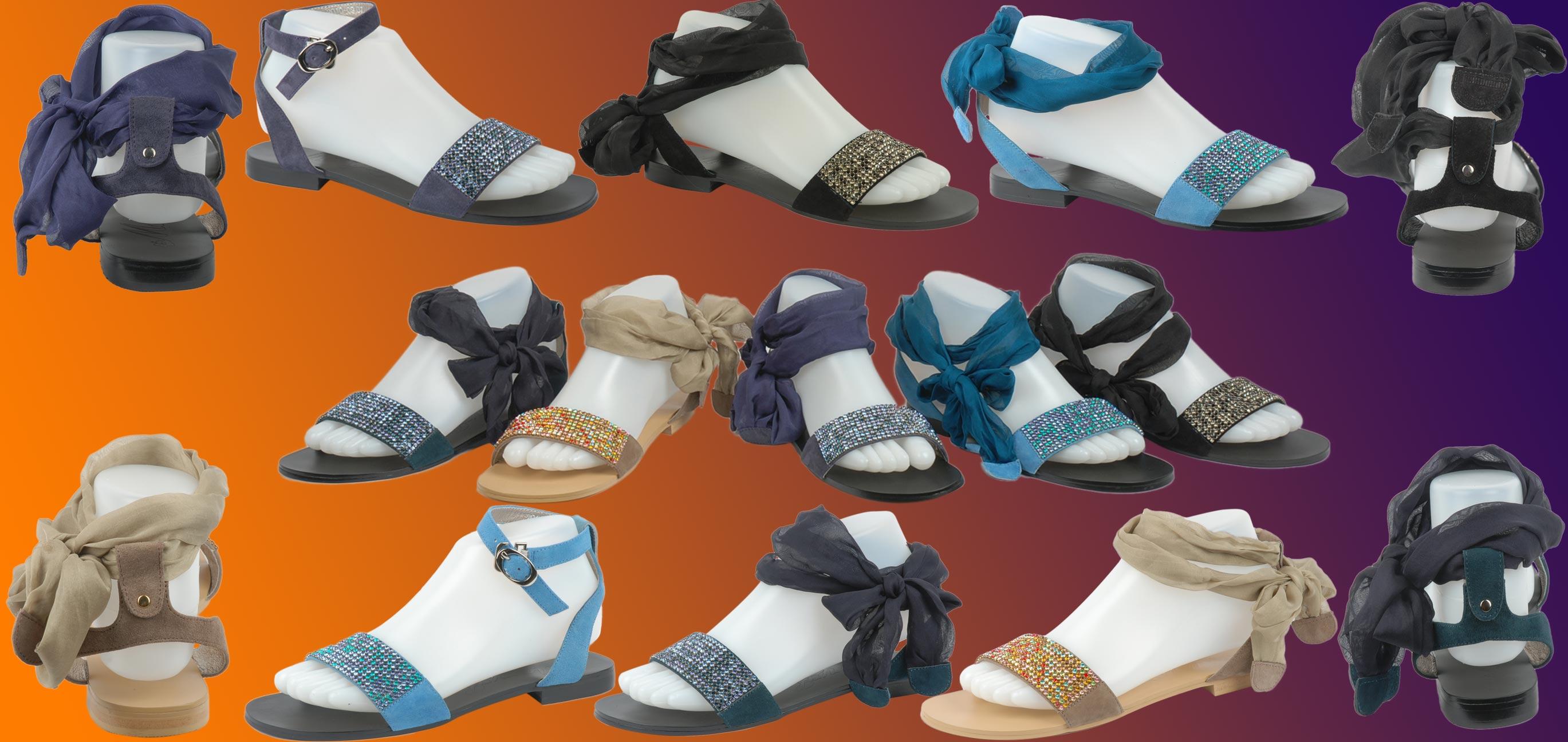 Обтравка обуви для интернет-магазина