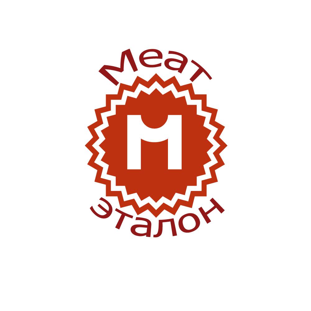 Логотип компании «Meat эталон» фото f_6745703fbb0cfd65.jpg