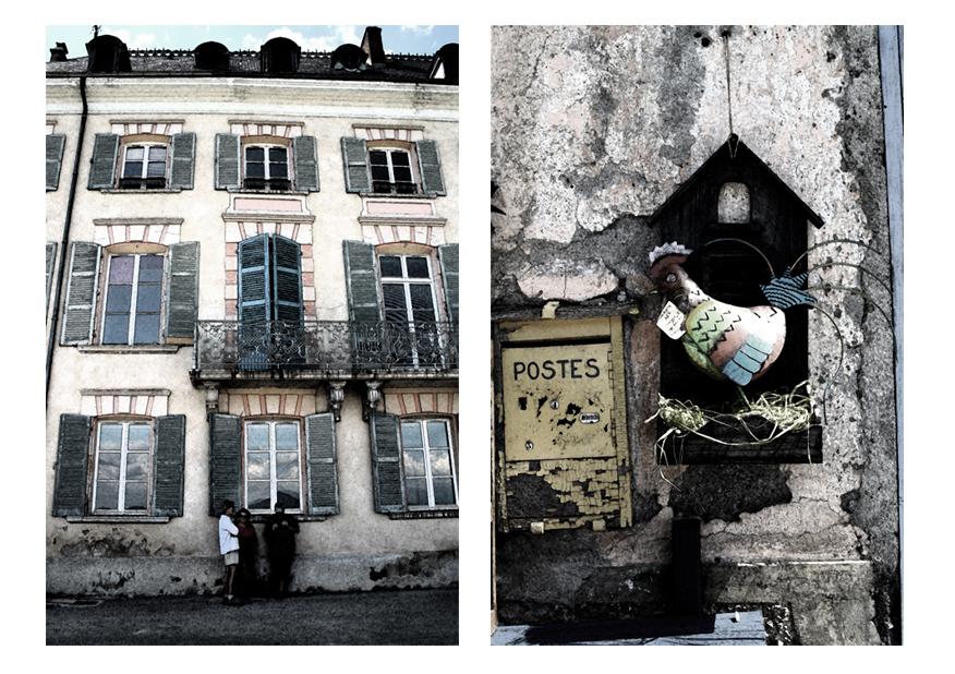 Интерьерное фото - Старая Франция