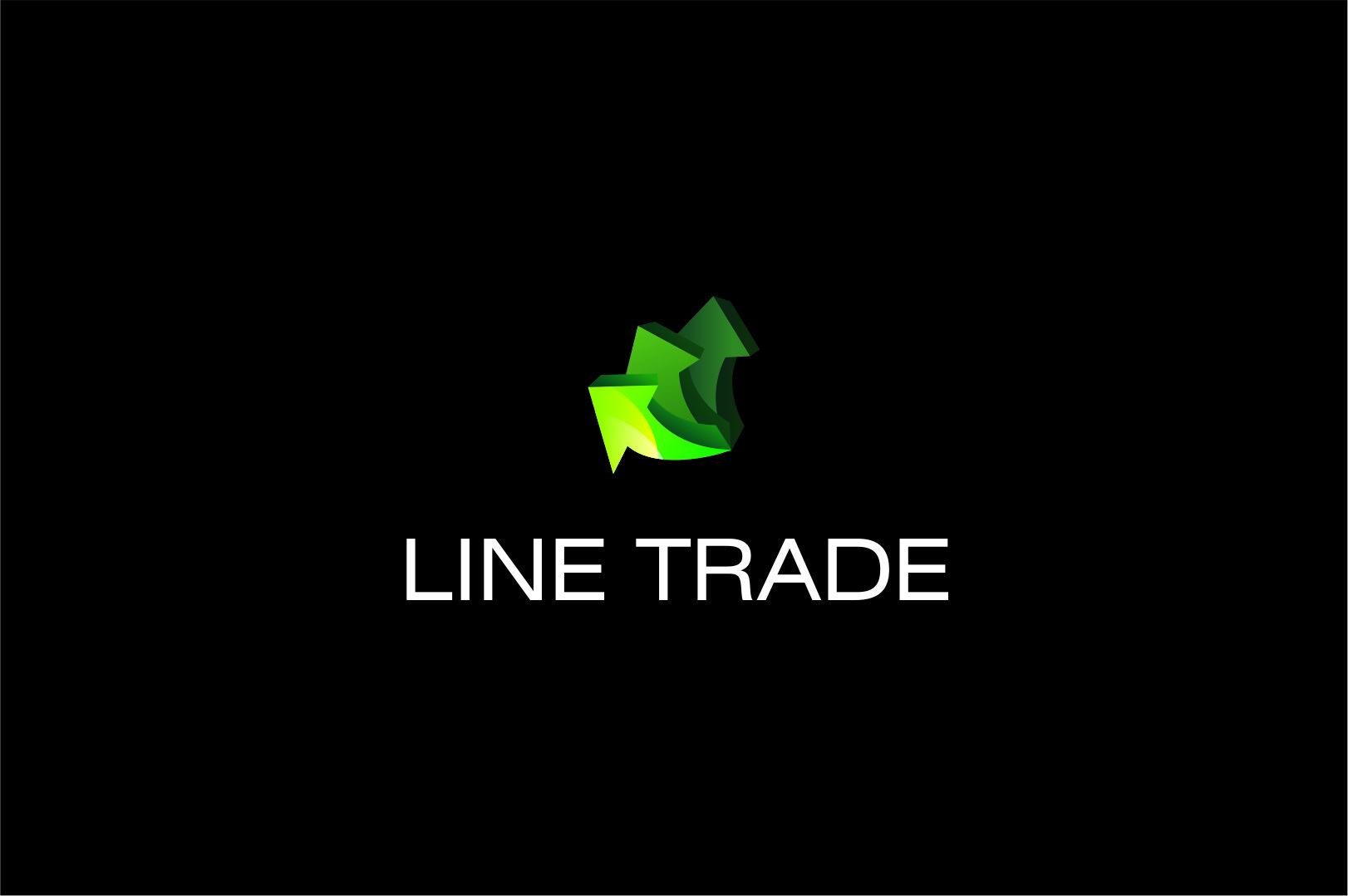 Разработка логотипа компании Line Trade фото f_41050f7a8e13e583.jpg