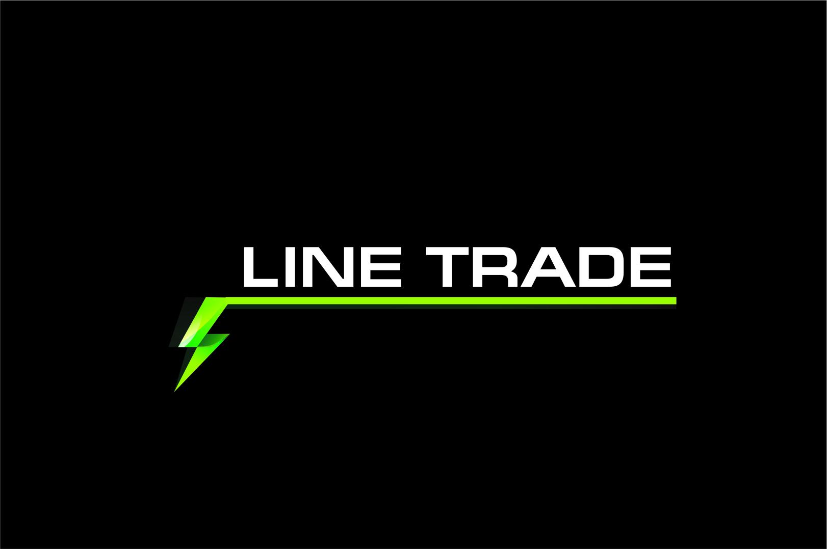 Разработка логотипа компании Line Trade фото f_61450f90818304e9.jpg