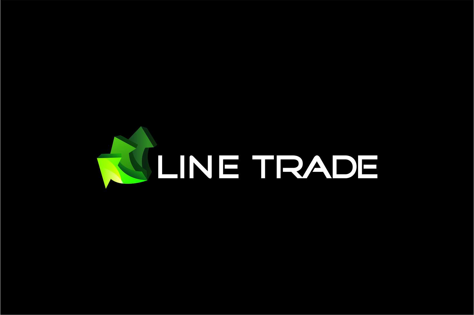 Разработка логотипа компании Line Trade фото f_92850f7a896f2880.jpg